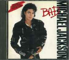 "o MICHAEL JACKSON ""Bad"" CD-Album"