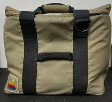 Vintage Apple Macintosh Computer Bag/Carry-on Travel Tote