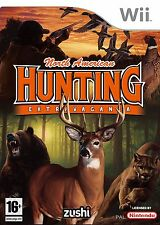 North American Hunting Extravaganza Nintendo Wii PAL Version Brand New