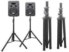 2 Stück Boxenständer Stativ Ständer für Audio PA Boxen Lautsprecher DJ Speaker