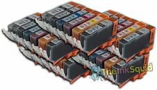 30 PGI-525/CLI-526 Compatible Ink Cartridges (inc. GREY) for Canon Pixma MG5150