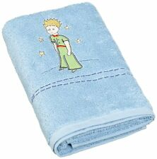 Handtuch  Gr. 50 x 100 cm Frottee hellblau Der kleine Prinz  neu