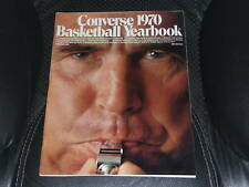 1970 CONVERSE BASKETBALL YEARBOOK NEAR MINT