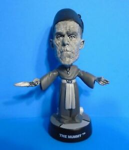 SILVER SCREEN UNIVERSAL MONSTERS LITTLE BIG HEADS THE MUMMY EX CONDITION.