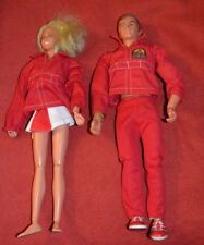 "SIX MILLION DOLLAR MAN & BIONIC WOMAN JAMIE SOMMERS 12"" Action Figure Lot"