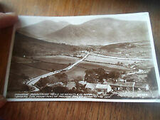 Vintage RP Postcard : Mourne Mountains Near Newcastle Co Down Franked 1949