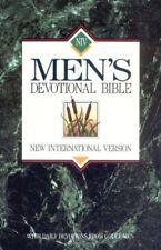 NIV Mens Devotional Bible: New International Vers