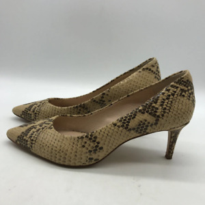 Louise Et Cie Tan Pointy Shoes 7.5