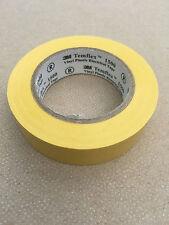 3m TemFlex 1500 Ruban Adhésif isolant Électrique 15mmx10m Jaune 1 Pièce