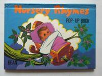 NURSERY RHYMES POP-UP BOOK HB 1978 DEAN