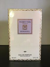 Vicky Tiel Paris Sensuel Eau De Parfum Spray 3.3 oz - 100 ml NIB Sealed