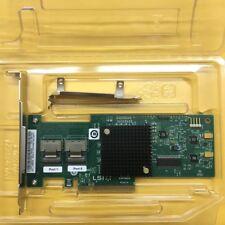 IBM 46C8937 LSI 9200-8i SAS 6Gb PCIe Raid Controller=M1015 9220-8I 9240-8I M1115