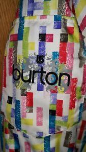 Burton DryRide Youth Size XL (14-16) Snowboatding Jacket. Nice!