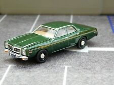 Greenlight 1978 Dodge Monaco Green Rick Hunter 1/64 Scale Mint Loose
