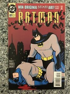 THE BATMAN ADVENTURES #27 VF (DC 1994)