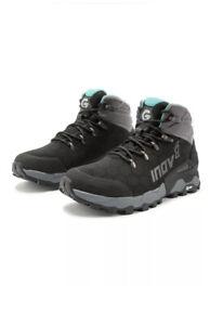 Inov8 Womens Roclite Pro G 400 GORE-TEX Walking Boots Black Size 6
