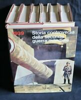 STORIA CONTROVERSA DELLA SECONDA GUERRA MONDIALE. 7 volumi. Bauer. De Agostini.