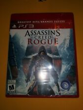 Assassin's Creed Rogue: Playstation 3 PS3 Brand New