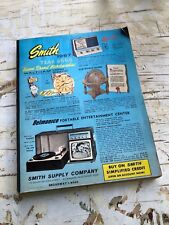 (C#4028) Vintage 1967 SMITH department store Catalog - TOYS - BARBIE - GI JOE