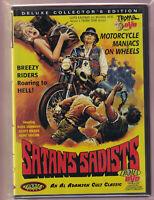 EBOND satan's sadist  DVD D523010