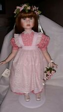 """Marie Osmond Vintage Doll """" April"""" is from the Four Season Collection"""