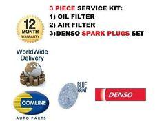 FOR NISSAN MICRA K10 1.0 1.2 1983-1992 SERVICE OIL AIR FILTER + SPARK PLUG SET