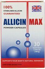 Allicin Max 30 Capsules NEW