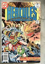 Hercules Unbound #11-1977 fn Walt Simonson Atomic Knights