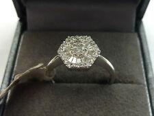 Anelli con diamanti g di oro bianco SI1
