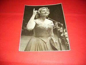 Joan Regan 1954 Original Black & White Publicity Photograph