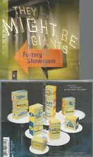 CD--THEY MIGHT BE GIANTS UND RALPH FARRIS--FACTORY SHOWROOM