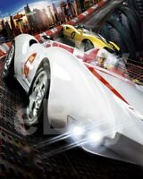 Speed racer (2008) Poster Art 10x8 Photo