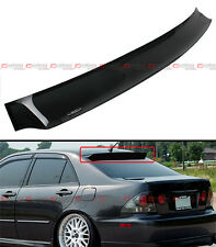 HIC SMOKED TINTED JDM REAR ROOF WINDOW VISOR DEFLECTOR FOR 2001-2005 LEXUS IS300