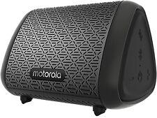 Motorola Sonic Sub 240 Wireless Bluetooth Speaker IPX5 Waterproof Subwoofer