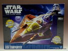 New Star Wars Kit Fisto's Jedi Starfighter Clone Collection AOTC TCW CW MISB
