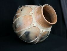 Tarahumara (Northern Mexico) Vessel with Deer Skin by Unknown Artist