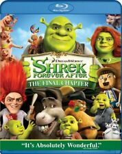 Shrek Forever After (Single-Disc Edition) [Blu-ray] New!