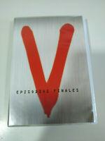 V Invasion Episodios Finales Serie TV - 5 x DVD Español Ingles