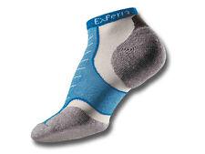 THORLO EXPERIA xccu Socks Walking / Running Micro Mini Crew Malibu mens & womens