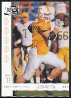 2003 Press Pass JE Tin Football Card #CT43 Jason Witten