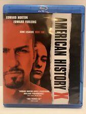 American History X [Blu-ray] Edward Norton Edward Furlong