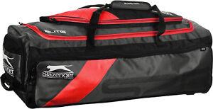 Slazenger Elite Wheelie Cricket Bag