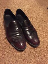 Zara Man Dress Shoes Brown Size 44