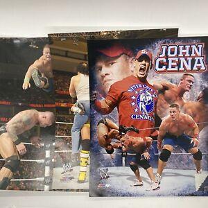 3 WWE Official Promo Photos