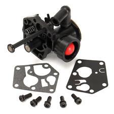 Carburetor Carb Kit For Briggs Stratton Engine Lawnmower Primer 795475 790206 #