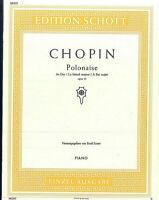 Chopin ~ Polonaise As- Dur opus 53