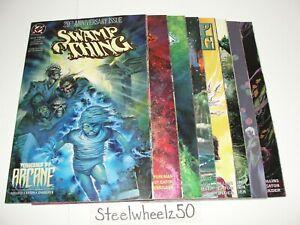 Swamp Thing #125-132 Comic DC Vertigo 1992 126 127 128 129 130 131