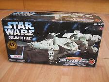 Star Wars Collector Fleet - Rebel Blockade Runner (Kenner) Electronic with sound