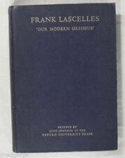 Europe Original Signed 1900-1949 Antiquarian & Collectable Books