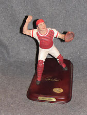Johnny Bench Danbury Mint All Star Edition 8 inch ceramic Figure Missing Mask